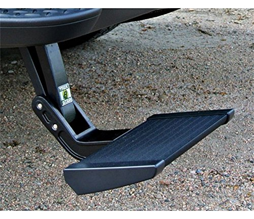 - Bestop 75303-15 Rear-Mount TrekStep for 2000-2016 Ford F-250/F-350/F-450 Super Duty