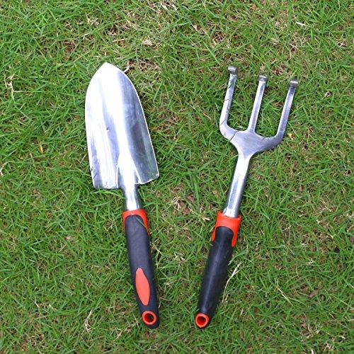 Garden tools set pathonor 12 pieces gardening tools for Gardening tools kit set