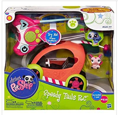 Speedy Tails Remote Control from Littlest Pet Shop