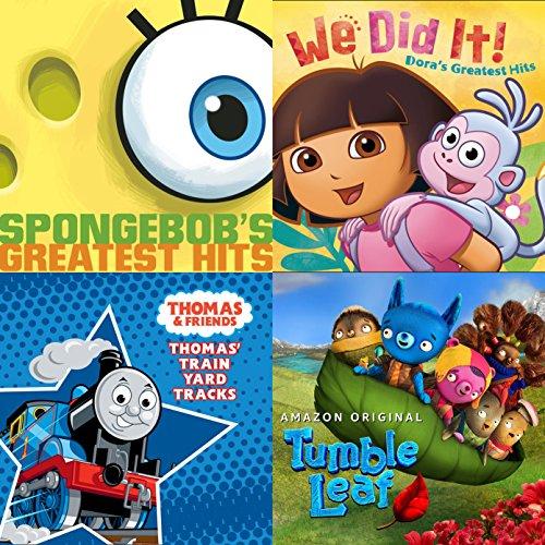 Kids' TV Show Songs (Barney Bubble)