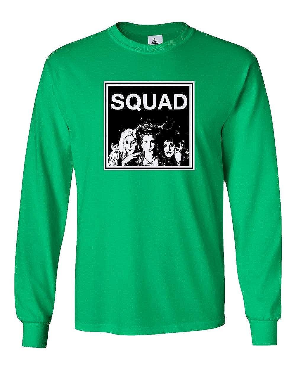 Three Witches Squad Hocus Halloween S Tshirt