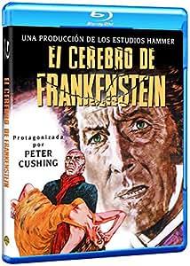 El Cerebro De Frankenstein [Blu-ray]