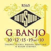 Rotosound RS65 - Juego de cuerdas para banjo