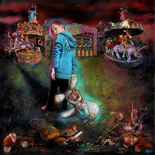 The Serenity Of Suffering(Explicit)(Picture Disc Vinyl w/Digital Download)