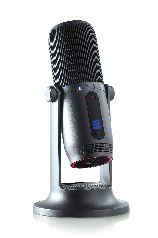 Thronmax MDrill One Micrófono USB de transmisión profesional, HD Studio Broadcasting Grabación Micrófono de condensador