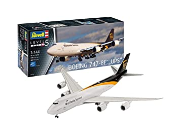 Revell 03912 14 Maqueta de Boeing 747 - 8 F UPS en Escala 1 ...