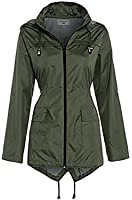 SS7 Women's Raincoat, Mulberry, Navy, Grey, Khaki, Sizes 8 to 16