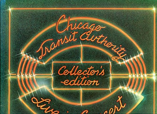 Chicago - Chicago Transit Authority: Live In Concert, Collector