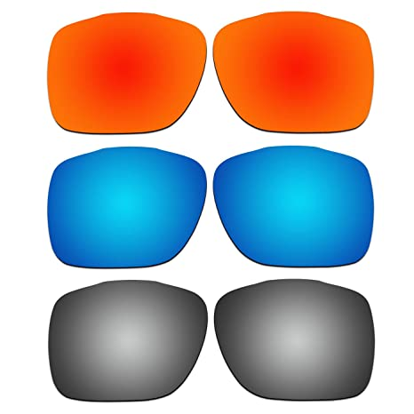 ACOMPATIBLE 3 par Lentes polarizadas de Recambio para Oakley ...
