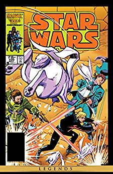 Star Wars (1977-1986) #105 by [Duffy, Mary Jo]