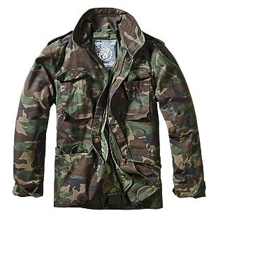 Brandit Men's M 65 Classic Jacket Olive