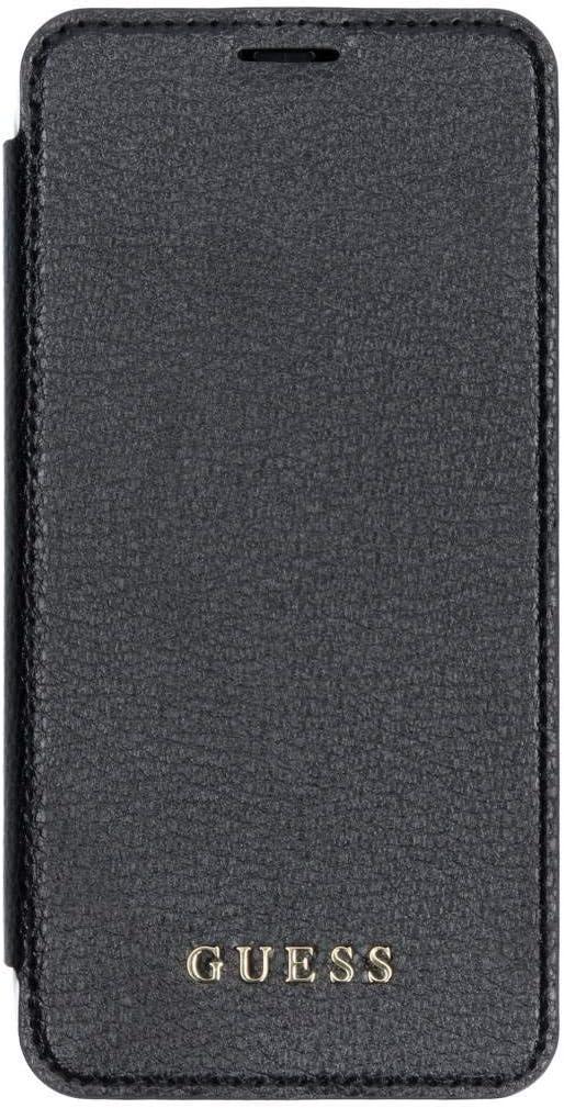 CG MOBILE - Funda de Libro Original GUESS Iridescent Series iPhone Xs Max: Amazon.es: Electrónica