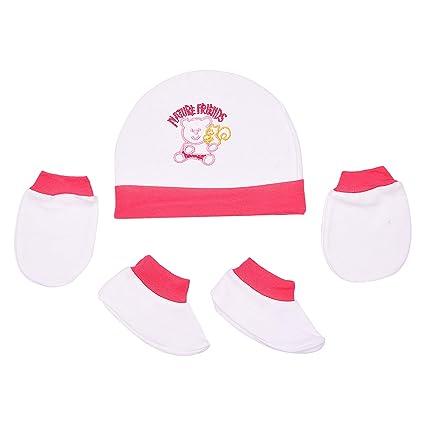 587407ec33b 132 New Born Baby Premium Quality Cotton Cap
