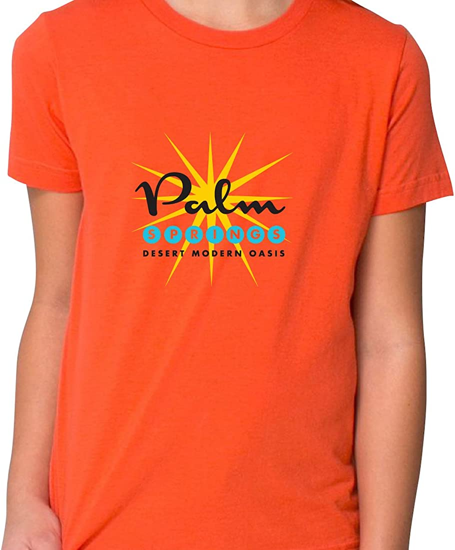 Destination PSP Kids Starburst Tee Orange