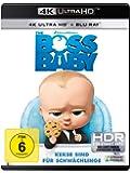 The Boss Baby 4K, 2 UHD-Blu-ray