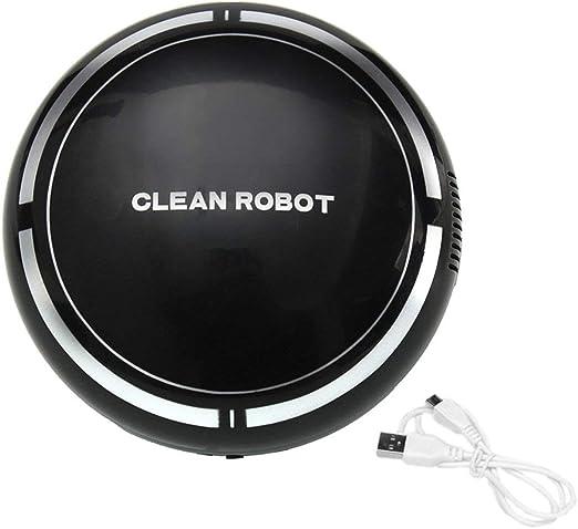 JohnJohnsen USB Recargable Smart Clean Robot Aspirador automático ...