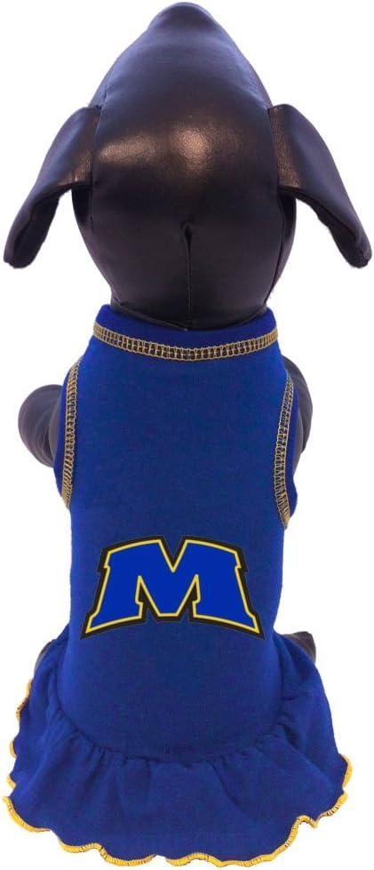 XX-Small NCAA Morehead State Eagles Cheerleader Dog Dress