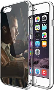 Phone Case Sherlock with His Violin Abominable Case Cover Compatible for iPhone (7/8) Clear Design