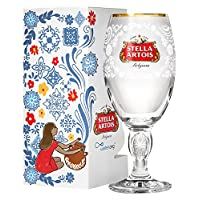 Deals on Stella Artois 2018 Limited Edition Mexico Chalice 33cl