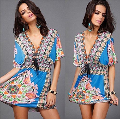 Blu Vestito Belego Vestito Donna Belego Belego Blu Vestito Vestito Blu Belego Donna Belego Blu Donna Donna YwP5qX