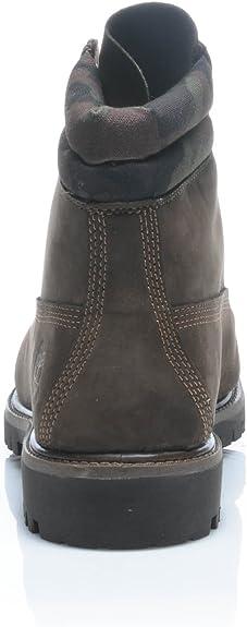 Timberland Scarponcino Marrone Scuro EU 45 (US 11): Amazon