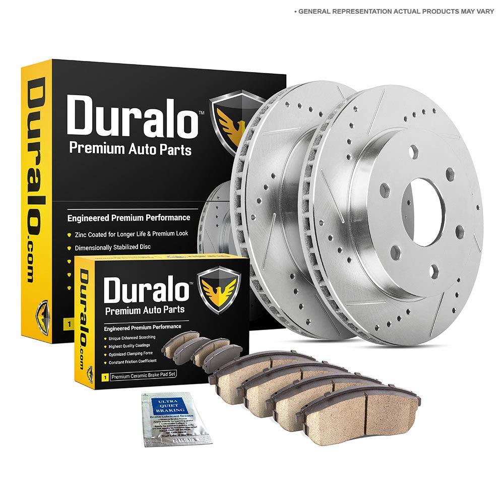 Pontiac /& Saturn Set Of 8 Brake Pads High Quality Fits Chevrolet