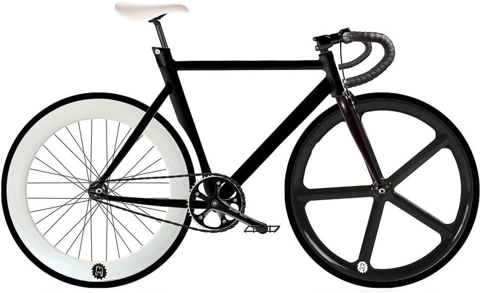 MOWHEEL Bicicleta Fixie-Navi 5. Monomarcha Fixie/Single Speed ...