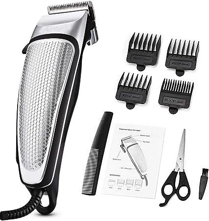 Cortador de pelo eléctrico profesional para hombres, cortador de ...