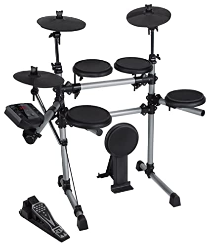 Amazon Com Simmons Sd5x Electronic Drum Set Musical Instruments