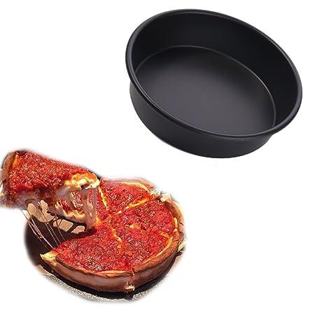 Bandejas para Horno Bandeja de bandeja de pizza Plato de Pizza ...