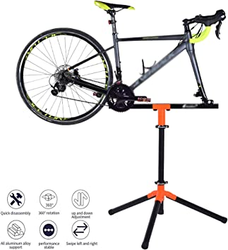 LXT PANDA Soporte para reparación de Bicicletas, Soporte mecánico ...