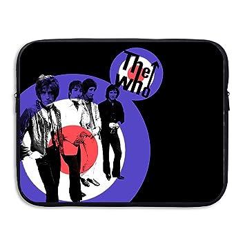 Volte la que banda inglesa de Rock Logo antigolpes funda para ordenador portátil: Amazon.es: Libros