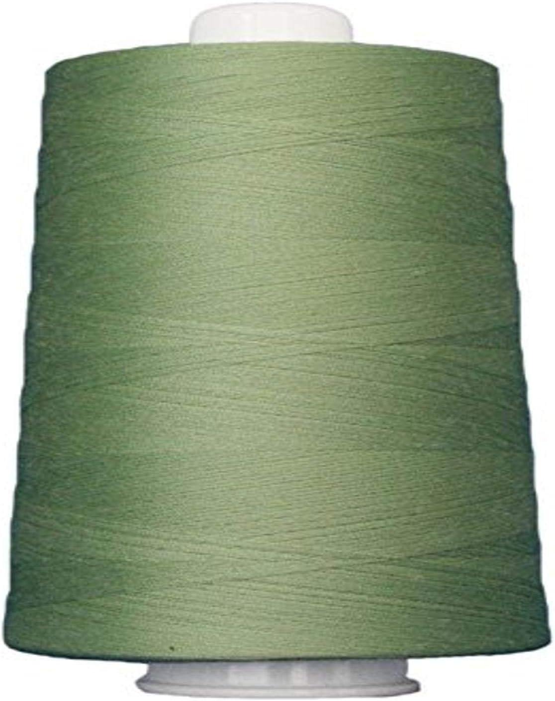 6000 yd Superior Threads 13402-3074QC Omni 40W Polyester Thread Spearmint