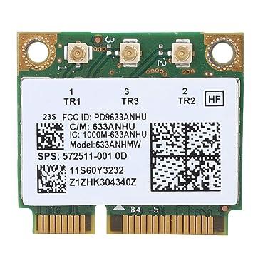 Tarjeta de Red Intel 6300AGN, Tarjeta de Red WiFi de Alta ...