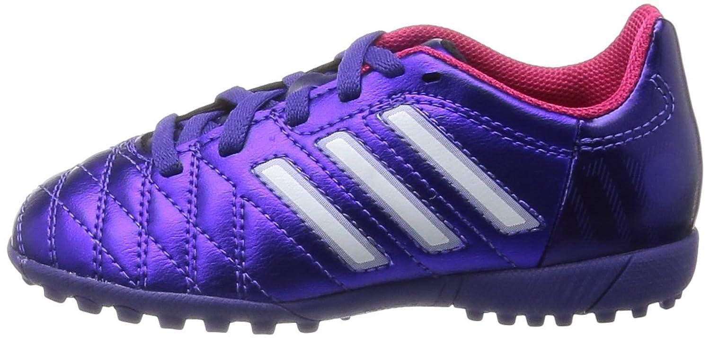 Adidas Performance 11Questra Trx Tf J - Zapatos para hombre, color blast purple f13/running white ftw/vivid berry s14, talla 28