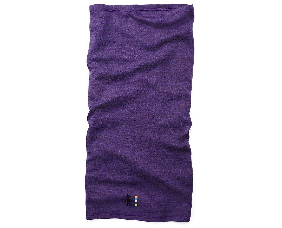 Smartwool Merino 250 Long Neck Gaiter (Mountain Purple Heather) One Size