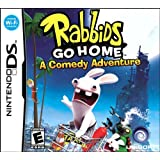 Rabbids Go Home - Nintendo DS