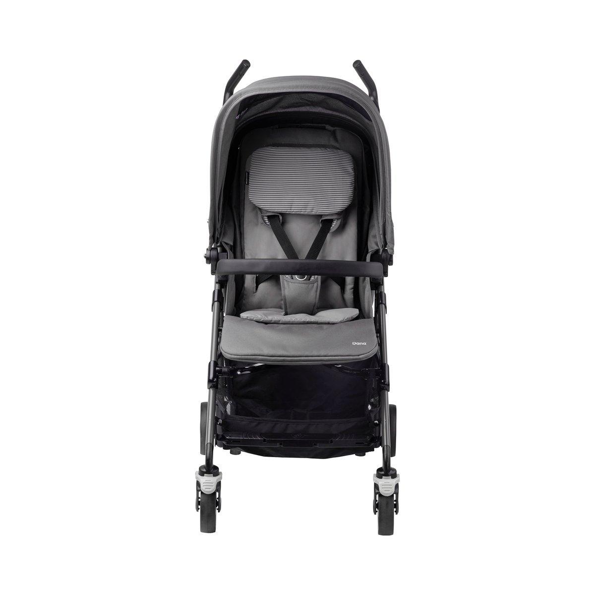 Maxi-Cosi Dana para cochecito (con asiento y derecho de nacimiento - Compacto y tipo A Su - Silla plegable (ligera) marrón marrón: Amazon.es: Bebé