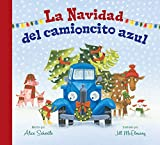 Feliz Navidad!Little Blue Truck is spreading cheer by delivering Christmas trees to his animal friends. Can you help count each green tree from one to five and back again? Don't forget to save one for El camioncito Azul! Now ...