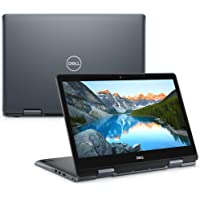 "Notebook Dell Inspiron 2 em 1 Ultrafino i14-5481-A20S 8ª Geração Intel Core i5 8GB 1TB LED 14"" HD Touch Screen Windows 10 McAfee Prata"