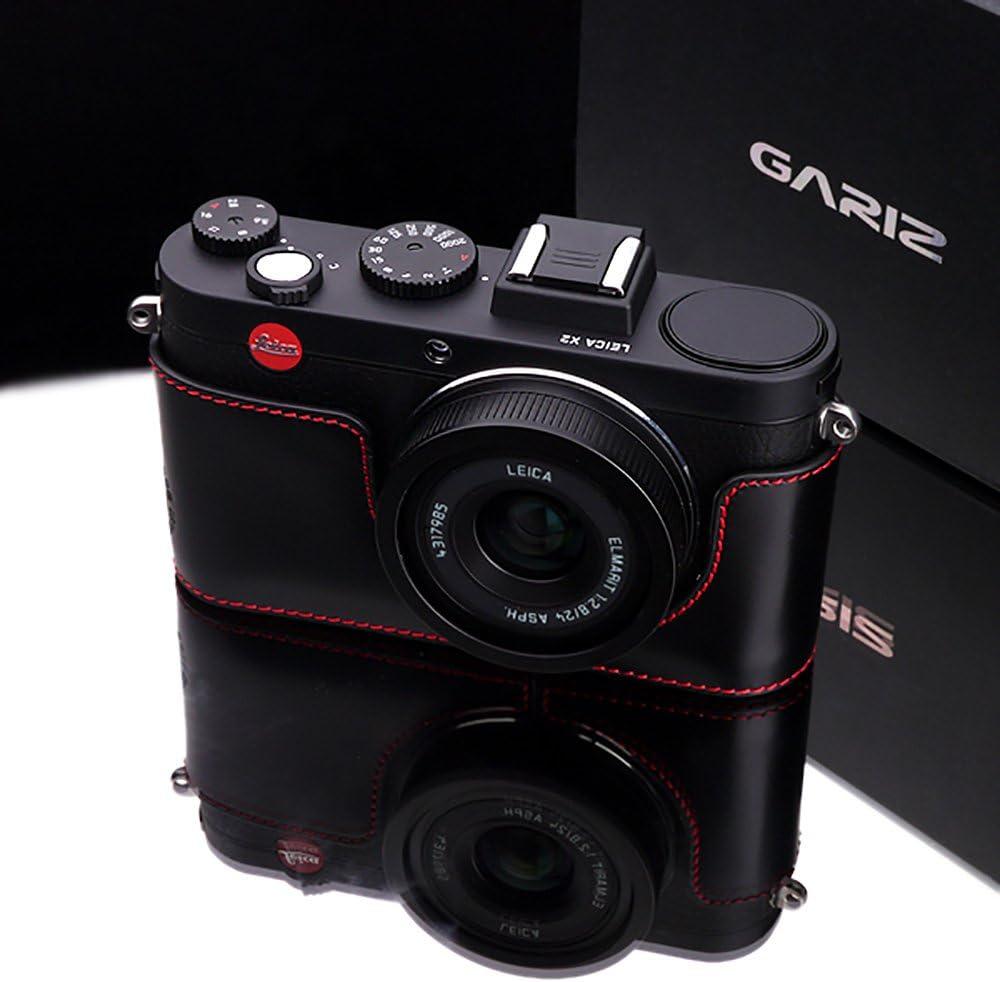 Gariz Kameratasche Aus Echtem Leder Für Leica X2 Elektronik