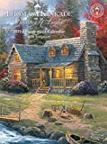 Book cover from Thomas Kinkade Painter of Light with Scripture 2019 Engagement Calendar by Thomas Kinkade