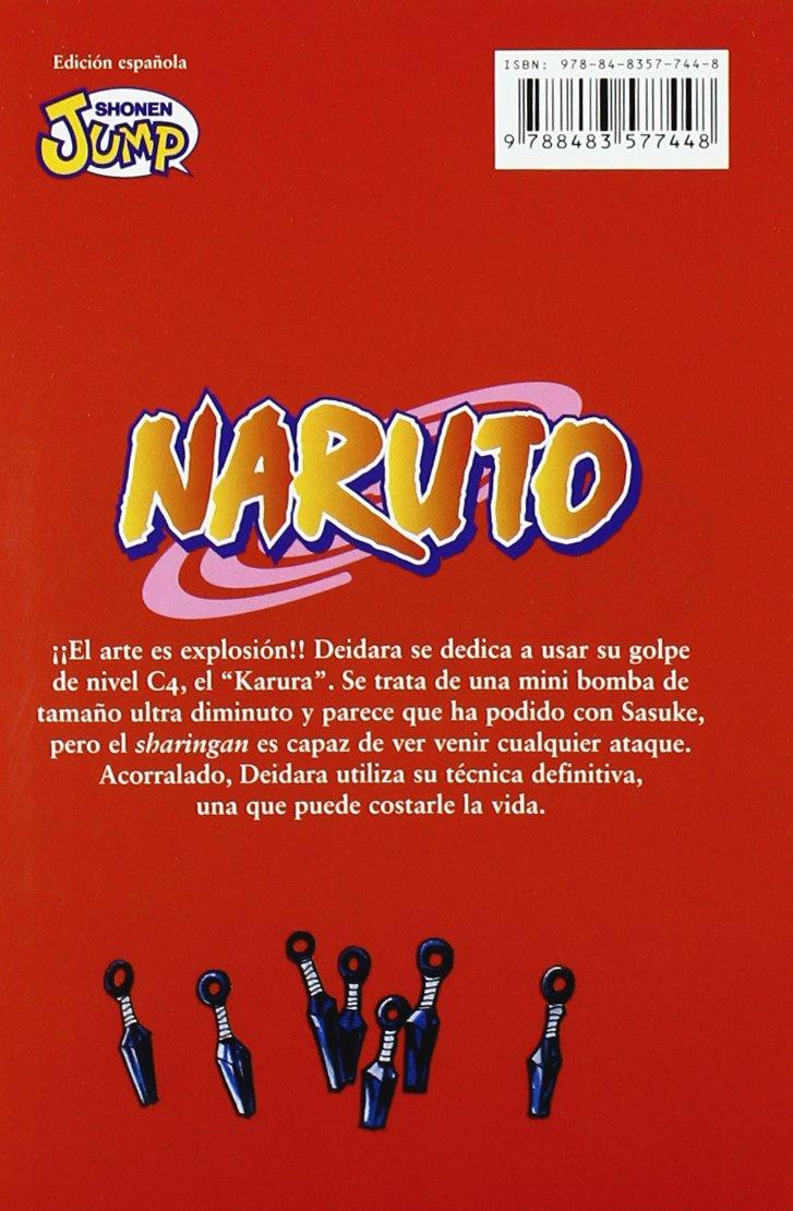 Naruto nº 40/72 (EDT) (Manga No): Amazon.es: Masashi ...