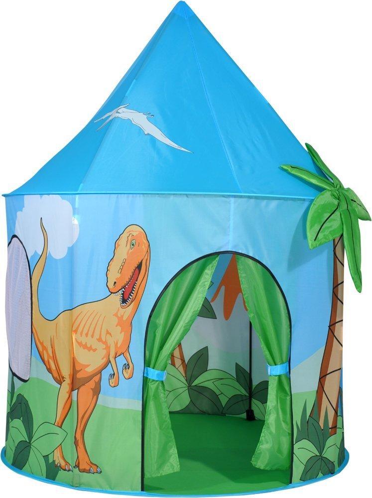 Spirit of Air Kinder K/önigreich Pop-Up Dinosaurier-Zelt zum Spielen