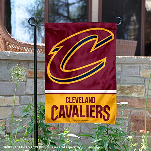 Wincraft Cleveland Cavaliers Double Sided Garden Flag ()