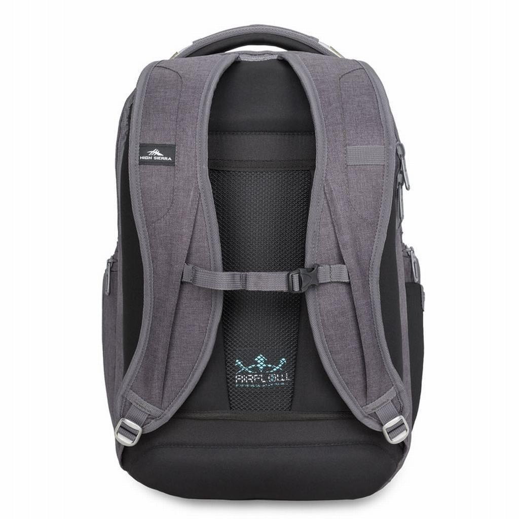 High Sierra 17 Laptop Elite Business Backpack 43L School Uni