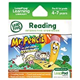 Software : LeapFrog LeapPad Ultra eBook Mr. Pencil (works with all LeapPad tablets)