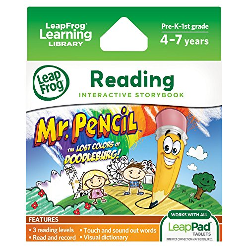 LeapFrog LeapPad Ultra eBook Mr. Pencil (works with all LeapPad tablets) -