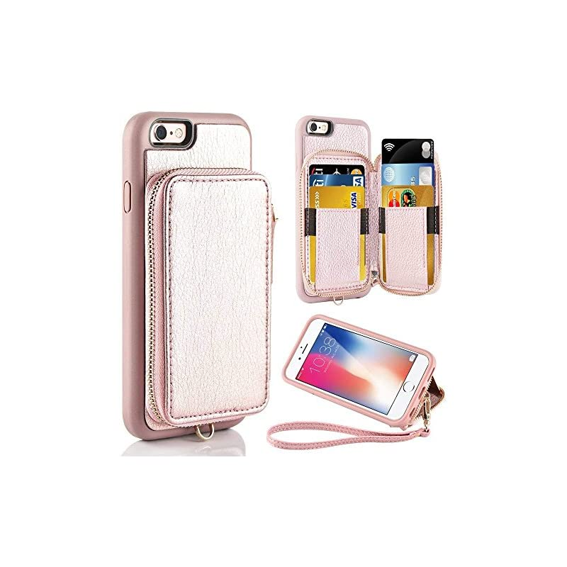 ZVE Case for Apple iPhone 6s and iPhone