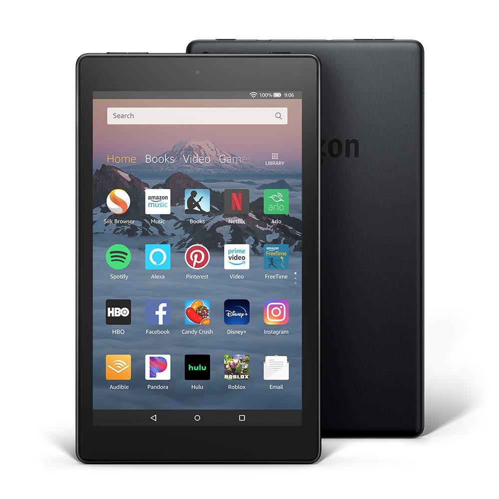 Fire HD 8 Tablet 8 HD Display 16 GB  Black